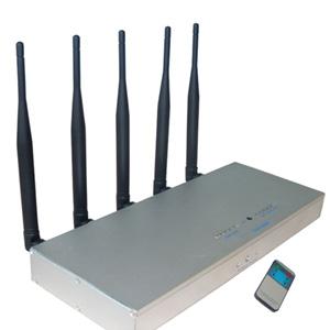 Подавитель сотовой связи GSM, 3G, NMT450